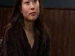 Yobt Movie:Bound up korean chick has bang...