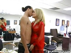 Matured nina hartley p...