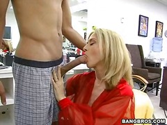 interracial, babe, mom