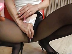 pantyhose, couple, milf, fetish