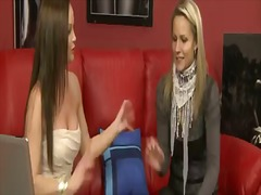 Casting with samantha ... video
