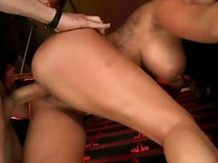 Big boobed babe kerry ... video
