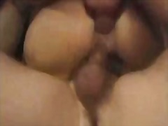 Mom fucked by two men video