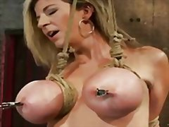 See: Milf gets tied up and ...