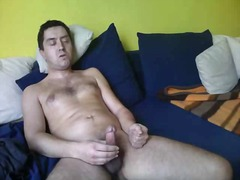 Thumb: Mature guy pleasing hi...