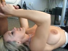 Sexy mother i'd like to fuck wife office sex