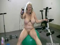 Nasty mature slut get ...