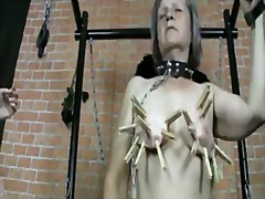 Mature domina doing bd...