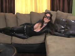 Thumb: Catwoman jerk off enco...