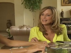 seduced, lesbos, mom, lezzy, old