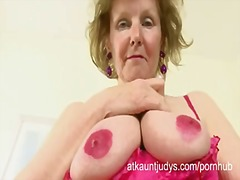 homemade, solo, granny, old, milf,