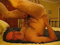 mature, jerking, solo, gay