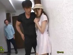 Cute teen seduce man f... video