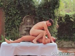 Sexy twink troy collin... video