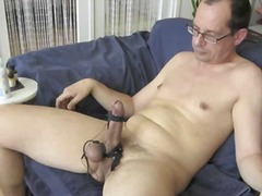 Thumb: Hot guys stuffing his ...