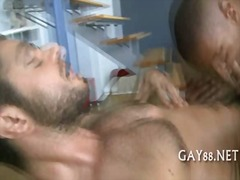 gay, oral, massage, softcore