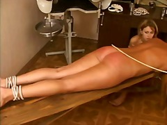Harsh punishment of spanking