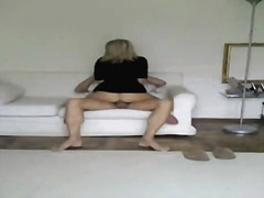 Couch fuck riding video