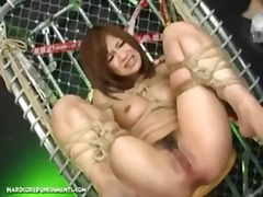 brutal, rough, asian, extreme, bdsm, slave,