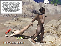 Thumb: Cretaceous cock 3d gay...
