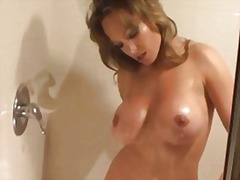 shaved, squirting, vaginal, solo