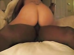 Pawg interracial video