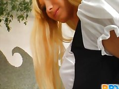 See: Pure pov german blonde...