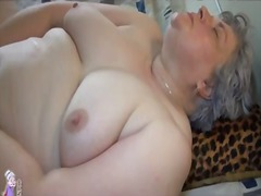 Yobt Movie:Large grandmother jerking all ...