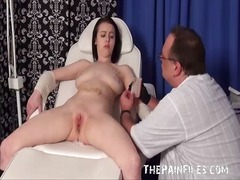medical, bdsm, pussy, pain, gagging,
