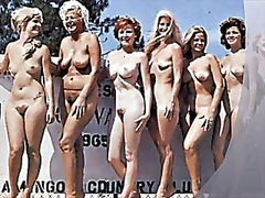Nudist bitch beauty pageants - 07:31