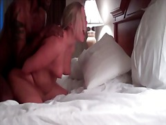 Chubby white girl aggr... video