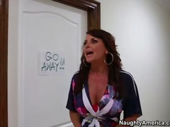 Hot cougar janet mason... video