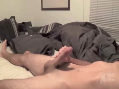 See: Filthy amateur jerking...