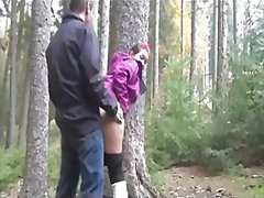 Redtube Movie:Asian-angel - quicky im wald