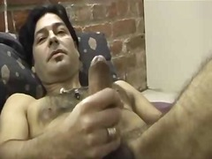 Randy guys whacking of... - BoyFriendTV
