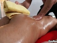 BoyFriendTV Movie:Gay guys oily fuck