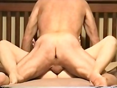 Missionary Creampie video