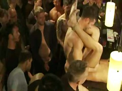 Hot guy gets rammed in... video