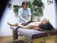 Japanese Masseuse