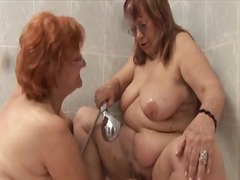 Big lesbian babes try ... preview