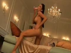 Thumb: Audrey bitoni with jui...