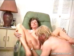 mature, pussy, eating
