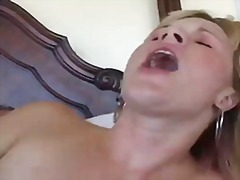 Papa - this hot blond ... video