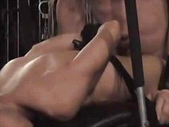 BoyFriendTV Movie:Gay guys fucking in bondage