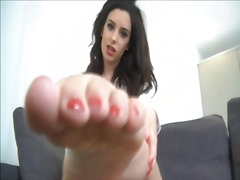 stocking, fetish, milf, foot fetish,