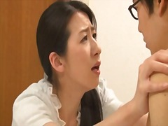 Japanese mom's sexual ...