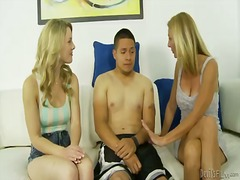 Updatetube Movie:David loso loves attractive br...