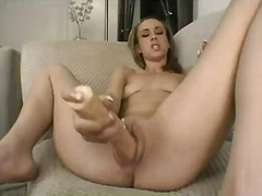 Over Thumbs Movie:Gorgeous brunette babe ruthles...