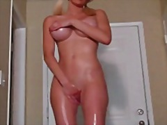 Blonde ponytails with ... video