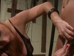 Hot milf punishing cut... preview